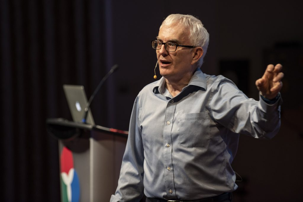 Rick Green Speaks at Ontario Science Centre